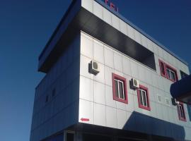Boci Hotel, Ahmetaq