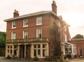 Aylestone Court Hotel, Hereforda