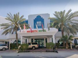 Majestic Hotel, Manáma