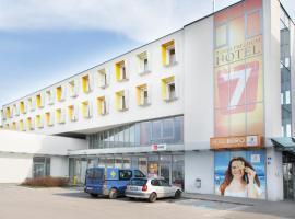 Hotel 7 Days Premium, Ansfelden