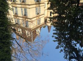 Appartement Château Randin, Écully