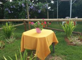 Pousada Do Rosário, Santa Luzia