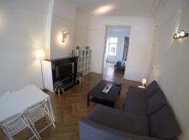 Apartments Legrand, Bruselj