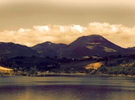 Colle Sul Lago, Cingoli