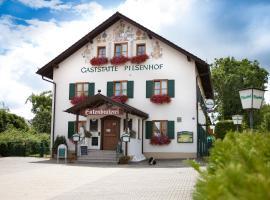 Landgasthof Pilsenhof Entenbraterei, Хехендорф-ам-Пильзензее