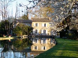 Domaine Du Moulin, Saint-Laurent-des-Arbres