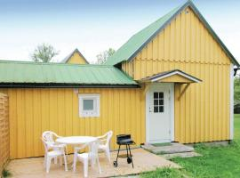 Holiday Home Boge Laxare Slite