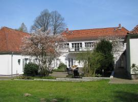 Gästehaus Villa Wolff, Bomlitz