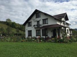 Pensiunea Casa Denisa, Şieu