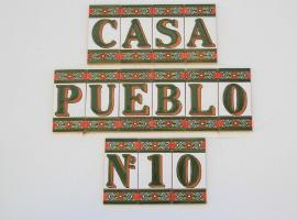 Casa Pueblo, Arriate