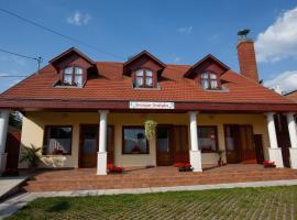 Borostyan Guesthouse, Gyomaendrőd