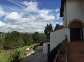 Villa Le Sorti, Lastra a Signa