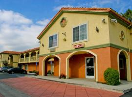 Crystal Inn Suites & Spas, Inglewood