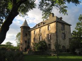 Château de Taussac, Taussac