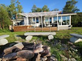 Karetörmä Riverside Cottage, Nuorgam