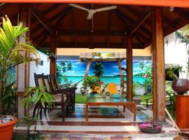 Mango Surf House, Himmafushi