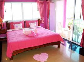 Sairougn Seaview Hotel, Klong Muang Beach