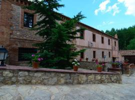 Caserón De La Fuente, Albarracín