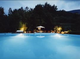 Villa Mulino di Bacchereto, Carmignano