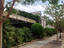 New World Inn Downtown Pensacola
