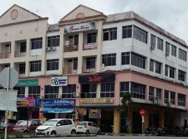 , Kampong Ulu Melangan