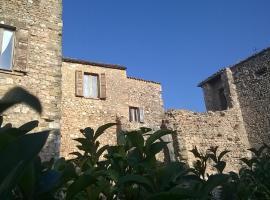 Castello di Sant'Angelo in Mercole, Spoleto
