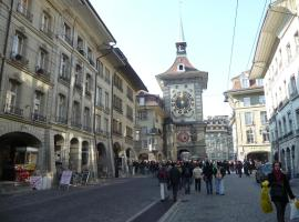 Bern Backpackers Hotel Glocke