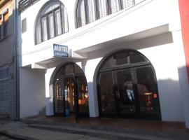 Motel Hrasno, Čapljina