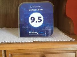Domus Liliana, Colonna