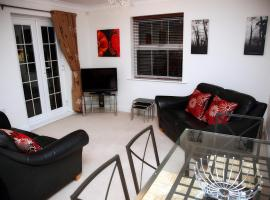 Jago Apartment at Pravonix, Newbury