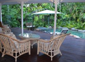 South Pacific Bed & Breakfast, Clifton Beach