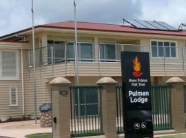 Pulman Lodge, Papakura