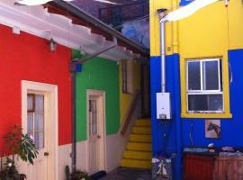 Hostel Los Gaviotines, Valparaíso