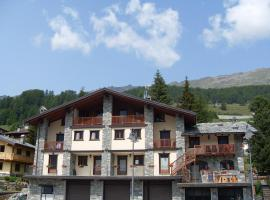 Residence Les Myosotis, Antagnod