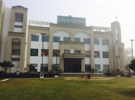 Eden Green Resort, Tibri