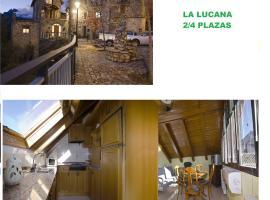 Apartmento La Lucana Ordesa, Laspuña