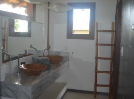 Casa Oceano, Barra Grande
