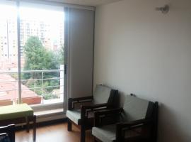 Apartamento de Ivan, Bogota