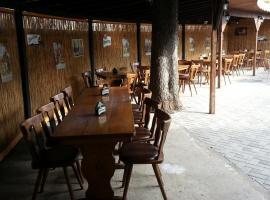 Liebenstein Restaurant Pension, Libá