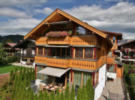 Alpenflair Ferienwohnungen, Oberstdorf