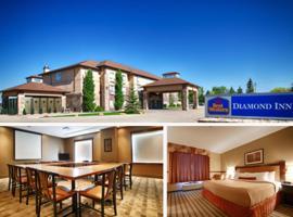 Best Western Diamond Inn, Three Hills