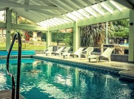 Samai Suma Cabañas & Spa, Villa General Belgrano