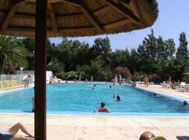 Camping Soleil Sud, Аржеле-сюр-Мер