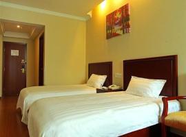 GreenTree Inn JiangSu KunShan Lujia Town Furong Road Express Hotel, Lujiabangzhen