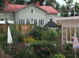 Kvarteret Sillen, Tammisaari