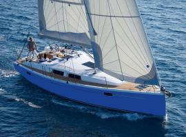 """''Alkyoni"""" Sailing Yacht"""