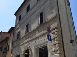 Palazzo Mosela Alla Porta, Montepulciano
