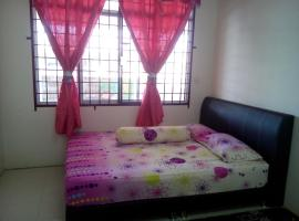 Homestay Changlun Ismafizam, Changlun