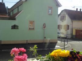 La Maison Isabelle, Griesheim-près-Molsheim