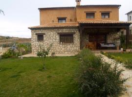 Casa Rural La Loma, Nohales
